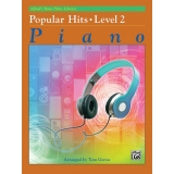 Alfred's Basic Piano Library Popular Hits Level 2