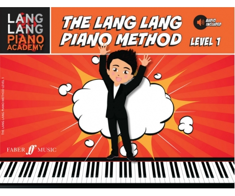 Lang Lang Piano Academy: The Lang Lang Piano Method Level 1 (with Audio)