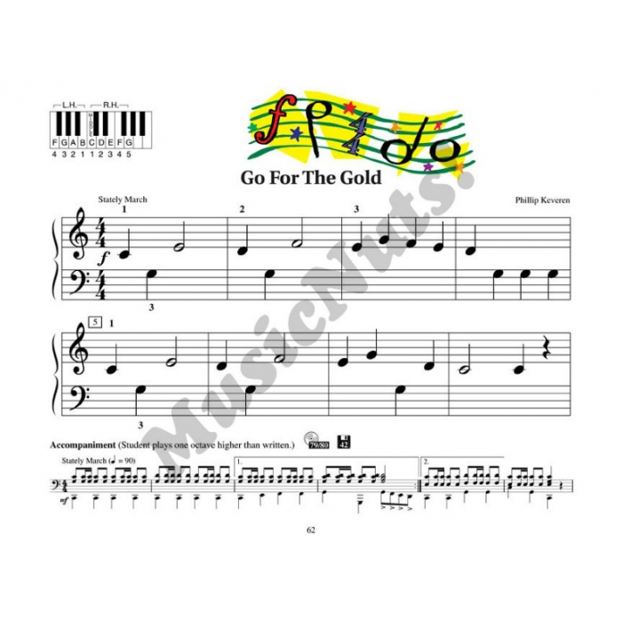 Book 1 Hal Leonard Student Piano Library Notespeller for Piano