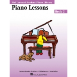 Hal Leonard Student Piano Library Piano Lessons Book 2