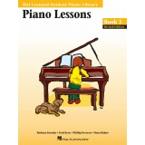 Hal Leonard Student Piano Library Piano Lessons Book 3