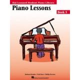 Hal Leonard Student Piano Library Piano Lessons Book 5