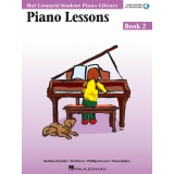 Hal Leonard Student Piano Library Piano Lessons Book 2 (with Audio and MIDI Access)
