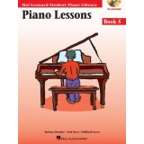 Hal Leonard Student Piano Library Piano Lessons Book 5 (with CD)