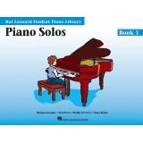 Hal Leonard Student Piano Library Piano Solos Book 1