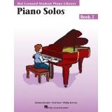 Hal Leonard Student Piano Library Piano Solos Book 2