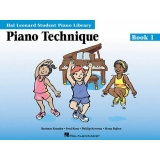 Hal Leonard Student Piano Library Piano Technique Book 1