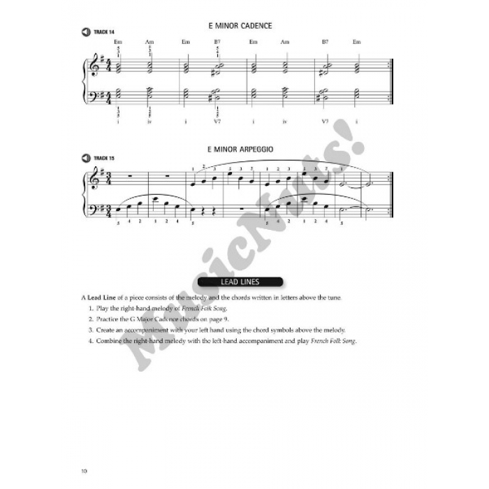 Scales, Patterns, and Improvs Book 2 (with Audio & MIDI Access)