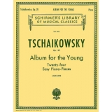 Tschaikowsky Op. 39 - Album for the Young