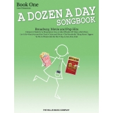 A Dozen a Day Songbook Book One (Later Elementary)