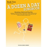 A Dozen a Day Songbook Book Two (Early Intermediate)