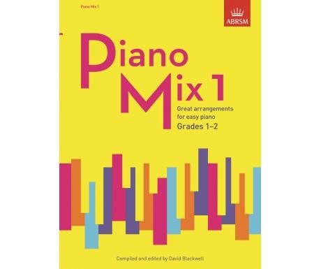 Piano Mix 1 (Grades 1-2)