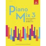 Piano Mix 3 (Grades 3-4)
