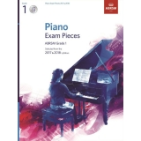 Piano Exam Pieces ABRSM Grade 1 2017 & 2018 (with CD)