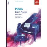 Piano Exam Pieces ABRSM Grade 1 2017 & 2018