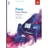 Piano Exam Pieces ABRSM Grade 3 2017 & 2018