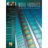 Movie Favorites (Piano Duet Play-Along Volume 2 with CD)