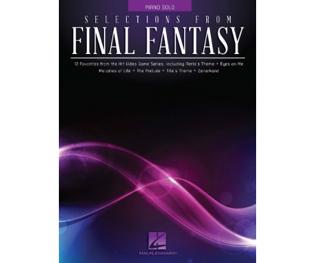 Selections from Final Fantasy (Piano Solo)