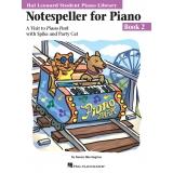 Hal Leonard Student Piano Library Notespeller for Piano Book 2
