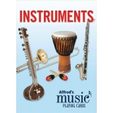Alfred's Music Playing Cards: Instruments