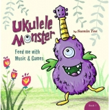 Ukulele Monster Book 1 (with Audio Access)