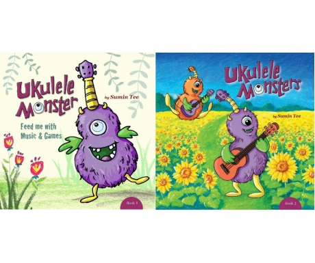 Ukulele Monster (Bundle Pack) (with Audio Access)