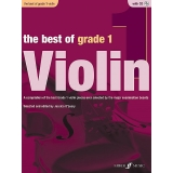 The Best of Grade 1 Violin (with CD)