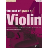 The Best of Grade 4 Violin (with CD)