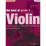 The Best of Grade 5 Violin (with CD)