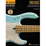 Hal Leonard Bass Method: R&B Bass (with CD)