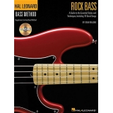 Hal Leonard Bass Method: Rock Bass (with CD)