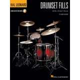 Hal Leonard Drumset Fills (with Audio Access)