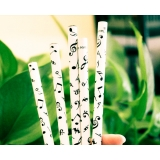 Music Notation Pencil (White)