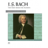 J. S. Bach: The First Book for Pianists