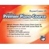 Alfred's Premier Piano Course Flash Cards 1A