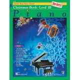 Alfred's Basic Piano Library Top Hits! Christmas Book Level 1B