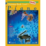 Alfred's Basic Piano Library Top Hits! Christmas Book Level 3