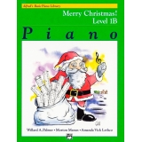 Alfred's Basic Piano Library Merry Christmas! Level 1B