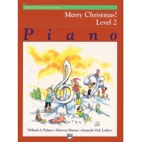 Alfred's Basic Piano Library Merry Christmas! Level 2