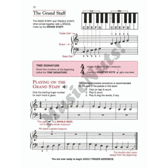 Beginner Piano Lesson Book Pdf Free Wiring Diagram For You