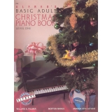 Alfred's Basic Adult Christmas Piano Book Level One
