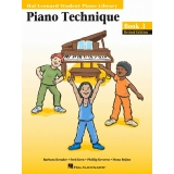 Hal Leonard Student Piano Library Piano Technique Book 3