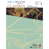 Adult Piano Adventures Classics Book 1
