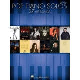 Pop Piano Solos 27 Hit Songs (2nd Edition)