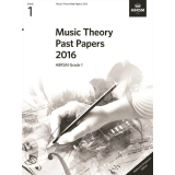 Music Theory Past Papers 2016 ABRSM Grade 1 (Malaysia/Singapore Edition)