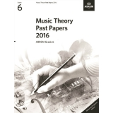 Music Theory Past Papers 2016 ABRSM Grade 6 (Malaysia/Singapore Edition)