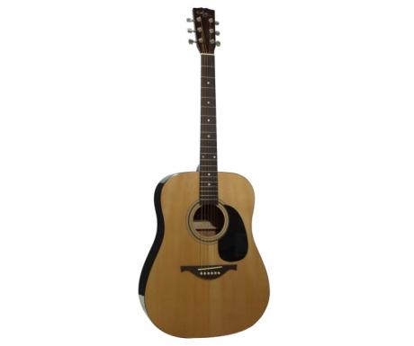 Custom Acoustic Folk Guitar 1D-A
