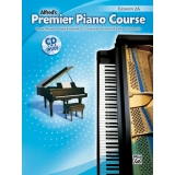 Alfred's Premier Piano Course Lesson 2A (with CD)