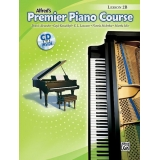 Alfred's Premier Piano Course Lesson 2B (with CD)