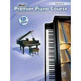 Alfred's Premier Piano Course Lesson 3 (with CD)